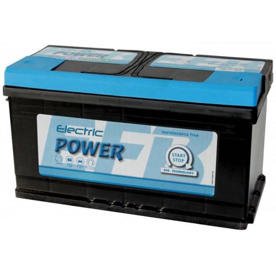 Electric Power  12V 95Ah 850A Jobb+ SMF EFB Start-Stop