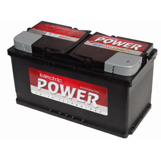 Electric Power 100Ah 750A Bal+ Japán