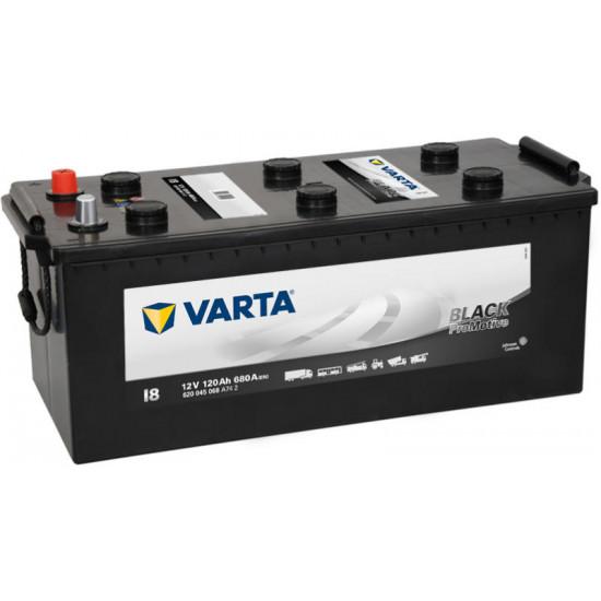 VARTA ProMotive Black 120Ah 680A Jobb+ (620 045 068)