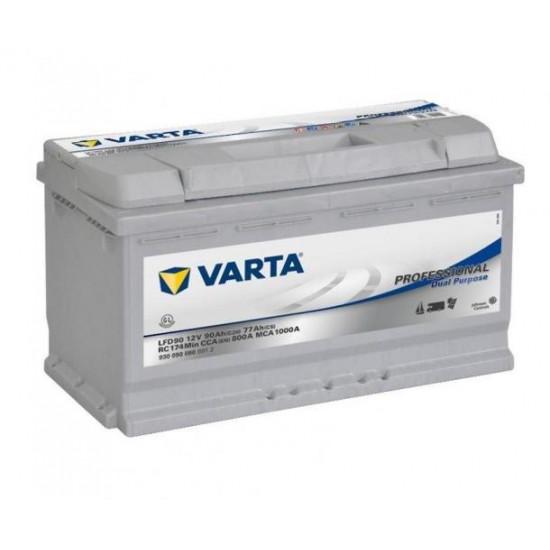 VARTA Professional Dual Purpose 90Ah 800A Jobb+ (930 090 080)