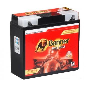 BANNER Bike Bull Gel 12V 10AH