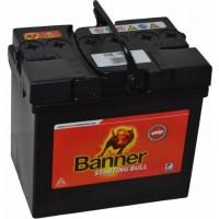 Banner Starting Bull  12V 30AH 300A Jobb+ Akkumulátor