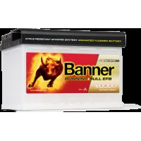 Banner Running Bull EFB 12V 70AH 660A START-STOP Akkumulátor