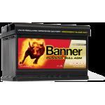 Banner Running Bull AGM 12V 70AH 720A Jobb+Akkumulátor