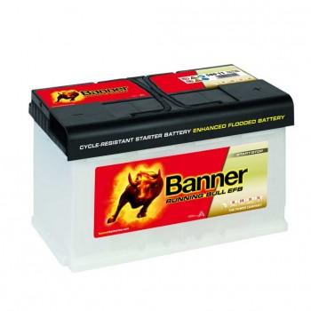 Banner Running Bull EFB 80Ah 780A Jobb+