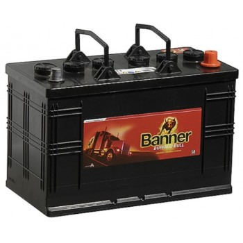 Banner Buffalo Bull 12V 110Ah 720A Jobb + Akkumulátor