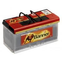 Banner Power Bull PROfessional 12V 110Ah 850A Jobb +