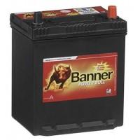 Banner Power Bull 12V 40AH 300A Jobb+ Akkumulátor