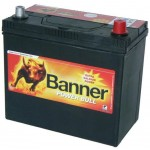 Banner Power Bull 12V 45AH 360A Jobb+ Asia