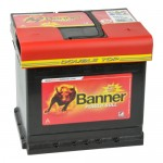 Banner Power Bull 12V 50AH 450A Jobb+