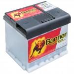 Banner Power Bull Professional 50Ah 420A Jobb+