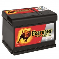 Banner Power Bull Professional 50Ah 400A Jobb+