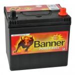 Banner Power Bull 12V 60AH 480A Jobb+