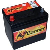 Banner Power Bull 12V 60AH 480A Bal+ Asia