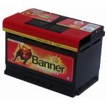 Banner Power Bull 12V 74AH 680A Jobb+