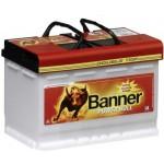 Banner Power Bull PROfessional 12V 63Ah 600A Jobb+