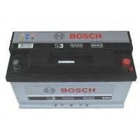 BOSCH S3 akkumulátor, 12V 90Ah 720A Jobb+