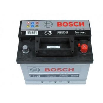 BOSCH Silver S3 12V 56Ah 480A Jobb+