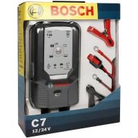 Bosch C7 12V-24V akkumulátor töltő
