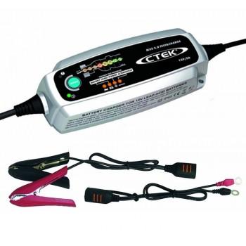 CTEK MXS 5.0 Test & Charge ak. töltő (56-308)
