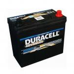Duracell Prémium 45Ah 390A Jobb+ Japán