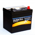 Duracell Prémium 60Ah 510A Jobb+ Japán