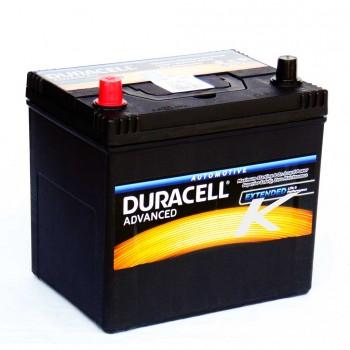 Duracell Prémium 60Ah 510A Bal+ Japán