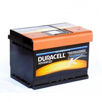 Duracell Prémium 60Ah 540A Jobb+