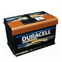 Duracell Prémium 72Ah 670A Jobb+