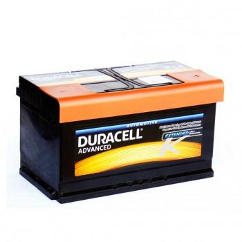 Duracell Prémium 80Ah 800A Jobb+