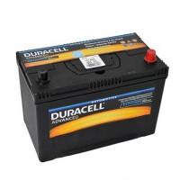 Duracell Prémium 95Ah 740A jobb+ Japán