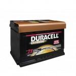 Duracell Extreme DE 80 EFB PRÉMIUM akkumulátor, 12V 80Ah 780A J+