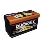 Duracell Extreme DE 92 AGM PRÉMIUM akkumulátor, 12V 92Ah 850A J+