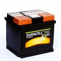 Duracell Starter DS 45H PRÉMIUM akkumulátor, 12V 45Ah 400A J+