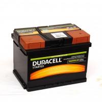 Duracell Starter DS 55 PRÉMIUM akkumulátor, 12V 55Ah 450A J+