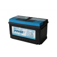 Electric Power  12V 80Ah 800A Jobb+ SMF EFB Start-Stop