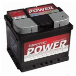 ELECTRIC POWER 12V 45Ah 360A Jobb+