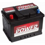 ELECTRIC POWER 12V 55Ah 450A Bal+