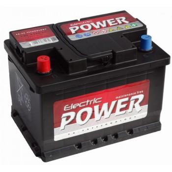 ELECTRIC POWER 12V 55Ah 450A Bal+