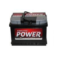 ELECTRIC POWER 12V 66Ah 540A Jobb+