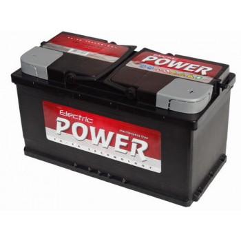ELECTRIC POWER 12V 88Ah 720A Jobb+