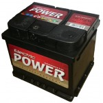 ELECTRIC POWER 12V 50Ah 420 Jobb
