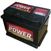 Electric Power 45Ah 430A Jobb+ Ázsia