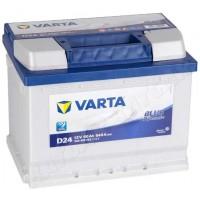 VARTA D24 Blue Dynamic 60Ah EN 540A Jobb+ (560 408 054)
