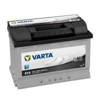 VARTA E13 Black Dynamic 70Ah EN 640A Jobb+ magas (570 409 064)
