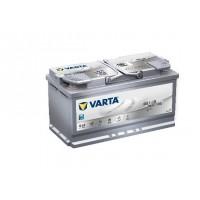 VARTA Silver Dynamic AGM 12v 95Ah jobb+ (595901085D852) autó akkumulátor