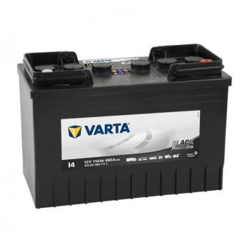 VARTA Promotive Black 110Ah 680A Jobb+ (610 404 068)
